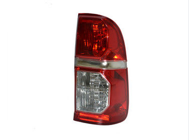 12V Car Lamp Light / Car Tail Lights For Toyota Hilux Vigo 2004 OEM 81551 0K160