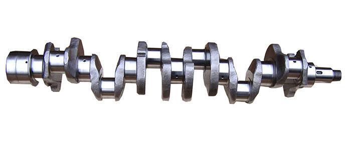 ME032364 ME032800 Mitsubishi 6D15 Engine Parts Crankshaft For Hydraulic Excavator Engine